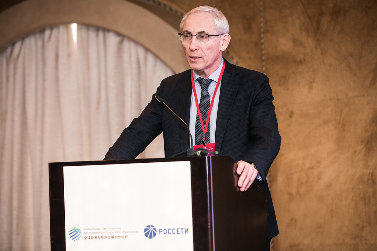 Игорь Кожуховский 18 марта выступил на конференции «Интеграция энергосистем на Евроазиатском пространстве»!