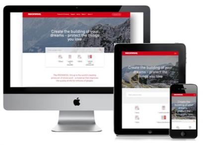 Еще более удобный, стильный и информативный сайт создан у компании ROCKWOOL!