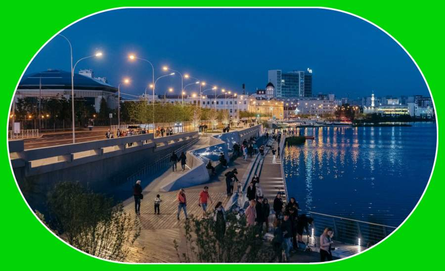 World Urban Parks-2019 в Казани!