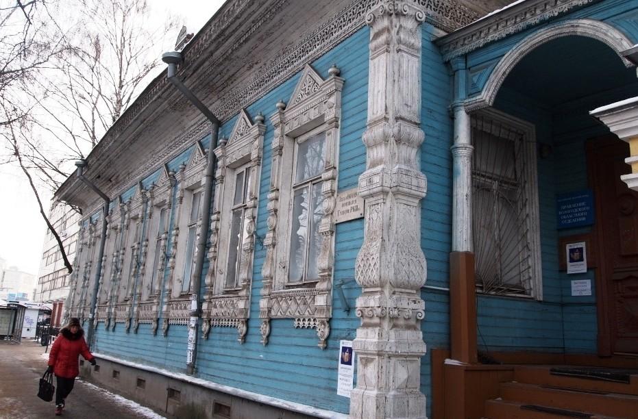 В Вологде ищут партнеров для реставрации дома