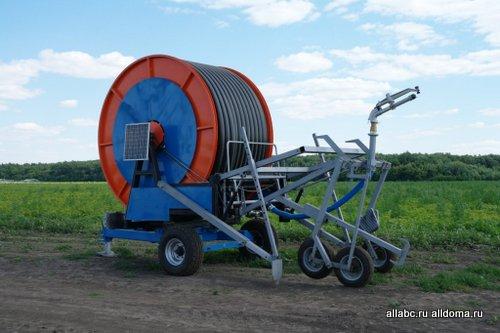 В Волгограде 16 декабря пройдет обучающий семинар по работе с дождевальной машиной АГРОМАШ Ниагара!