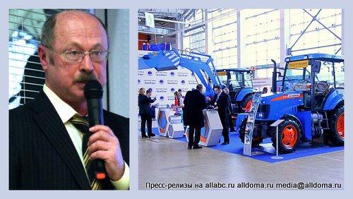 Концерн «Тракторные заводы» выступает за перевод техники на газомоторное топливо!