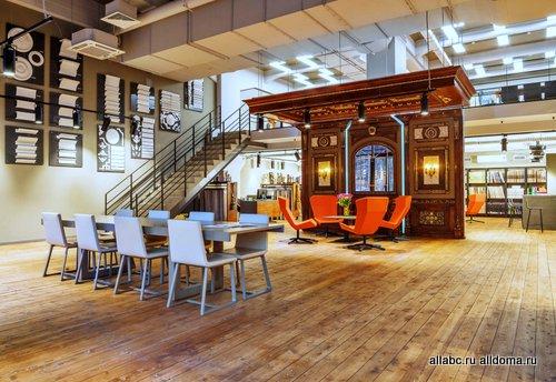 В мебельном квартале у МЦ ROOMER открылся флагманский салон Piterra Home