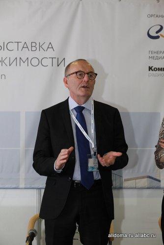 Об опыте IMMOCHAN в России и стратегии развития  шел разговор  21 апреля на  конференция, состоявшейся  в рамках ежегодной выставки REX 2016.