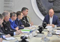 В Общественной палате РФ прошел круглый стол «Безопасность пригородного железнодорожного сообщения и инфраструктуры»