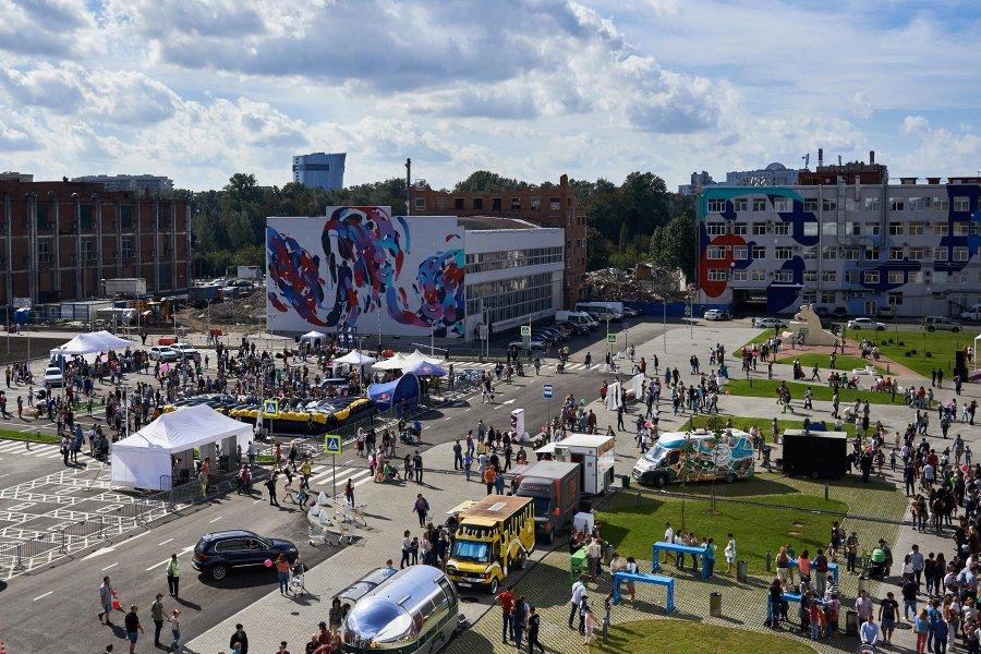 В Санкт-Петербурге 27 – 28 мая в «Охта Молле» состоится Городской Праздник Еды «О, да! Еда!».