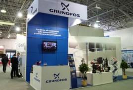 """GRUNDFOS продемонстрировал комплекс решений для пищевых производств на """"Агропродмаш-2015»!"""