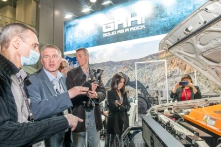 Новинки GHH Group на выставке MiningWorld 2021!